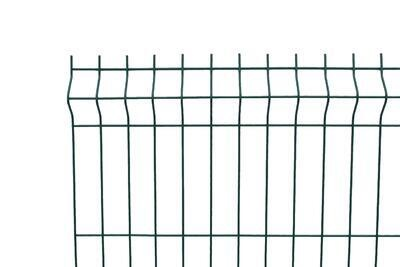 2D a 3D plotové dílce pro stavbu plotu